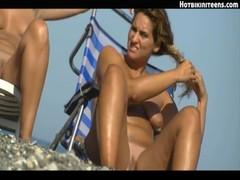 Nude Beach Milfs Voyeur Spycam Hd Video Teaser