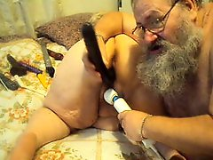 Was Having Fun With My Slave