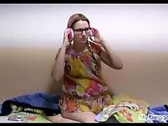 Pregnant Anny #06 From Mypreggo Com