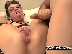Truly Penetrated Cunt Of 45 Years Old Anita