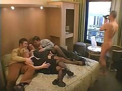 German Hotel Swingers