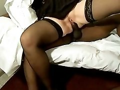 Cuckold Sissy Husband Clean Up His Wife